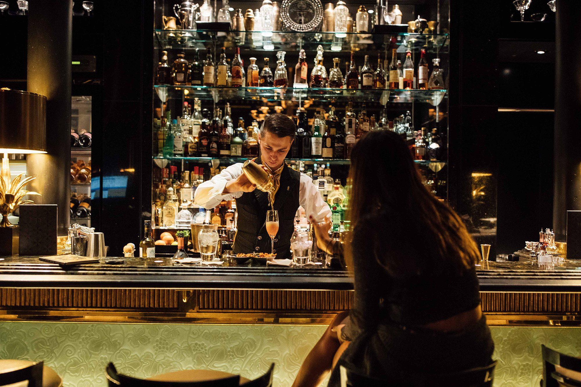 Bar at The Savoy